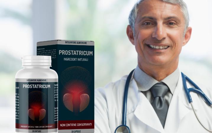 Prostatricum el suplemento número 1 para la prostatitis. ¿Funciona? Reseñas y opiniones