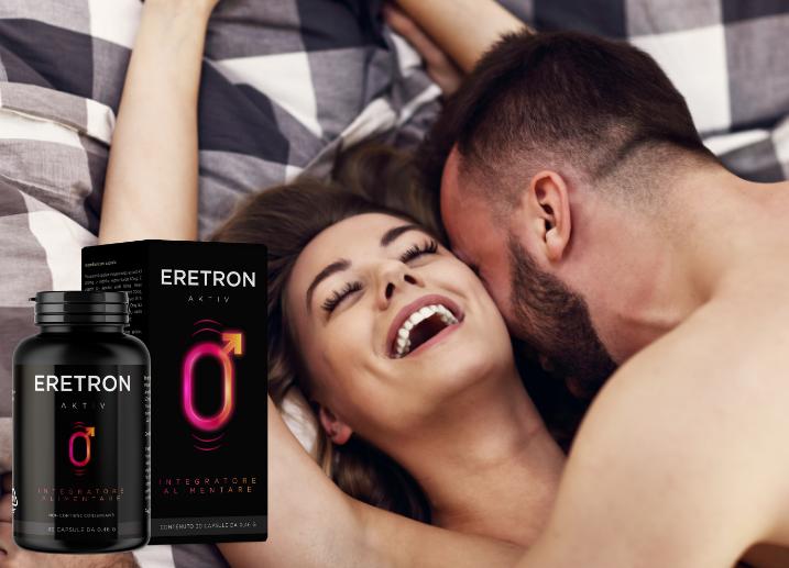 ¿Funcionan realmente los comprimidos Eretron Aktiv? Opiniones