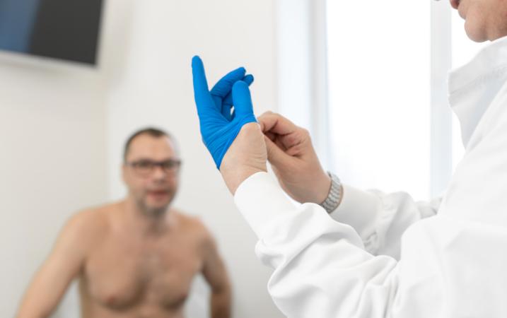 Masaje prostático: ¿qué es y para qué sirve?