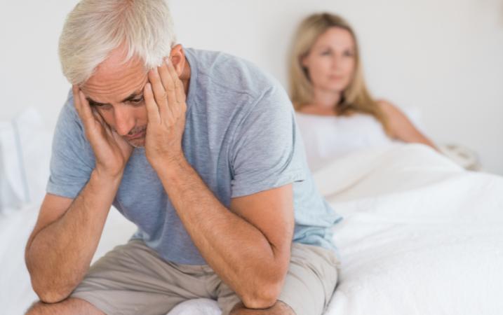 ¿Disfunción eréctil o impotencia? Causas, síntomas y tratamiento