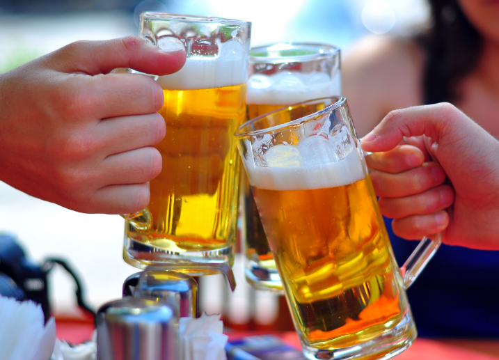 ¿Beber cerveza es malo para la próstata?